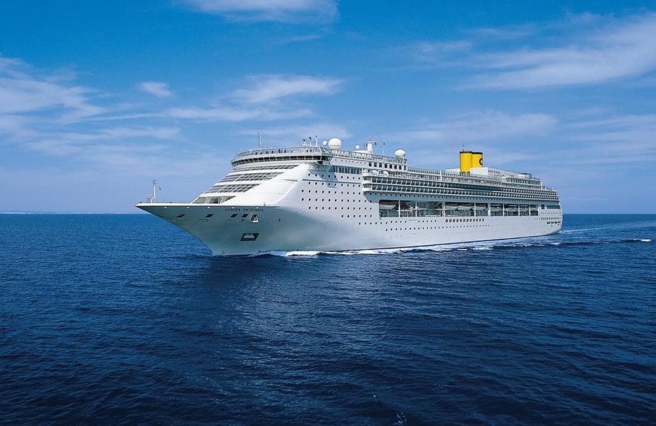Costa Victoria fartyg