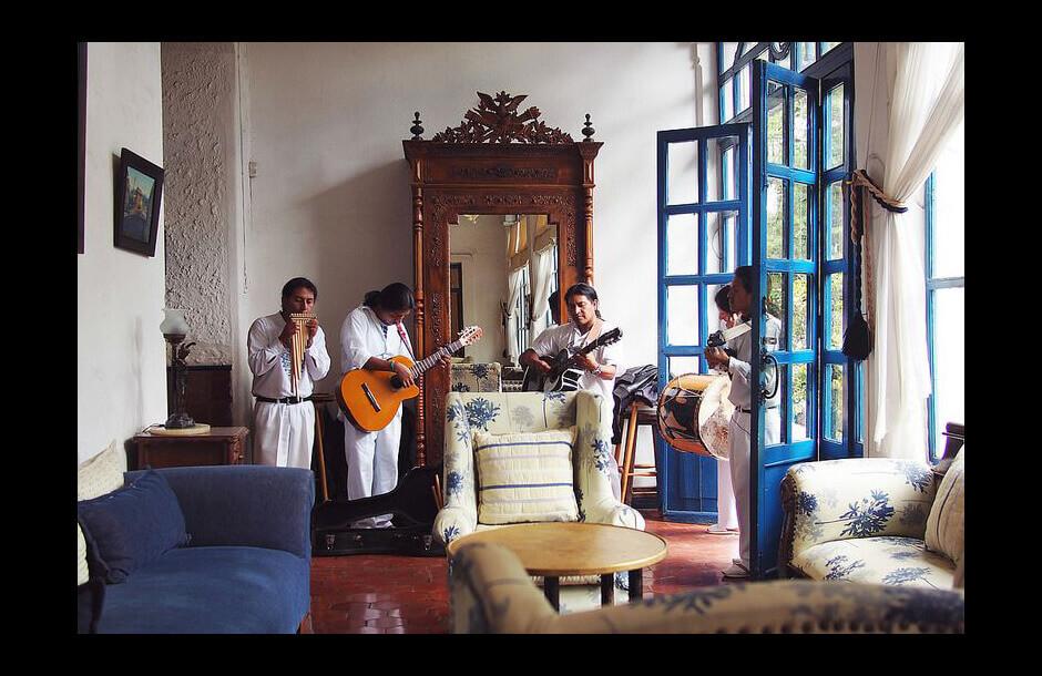 Hacienda Pinsaqui