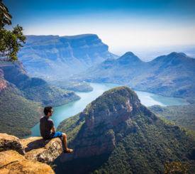 Stora Sydafrikaresan, engelsk guide