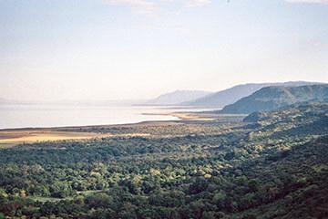 Ngorongorokratern