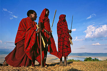 Ankomst Arusha - Lake Manyara nationalpark