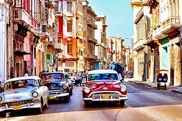 Avresa mot Kuba