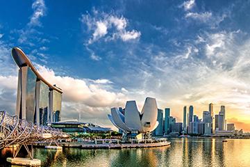 Stadsrundtur Singapore