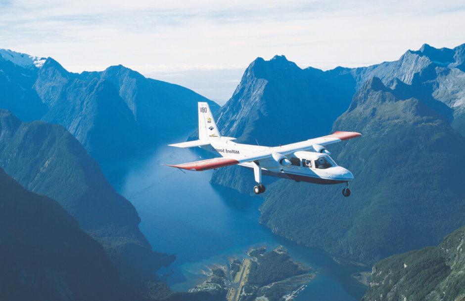 Flyg över vackra Sydalperna