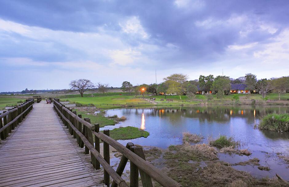 Sabi River Sun