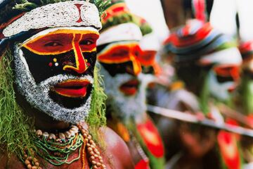 Singapore – Papua Nya Guinea