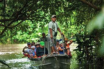 Dag 4 Amazonas