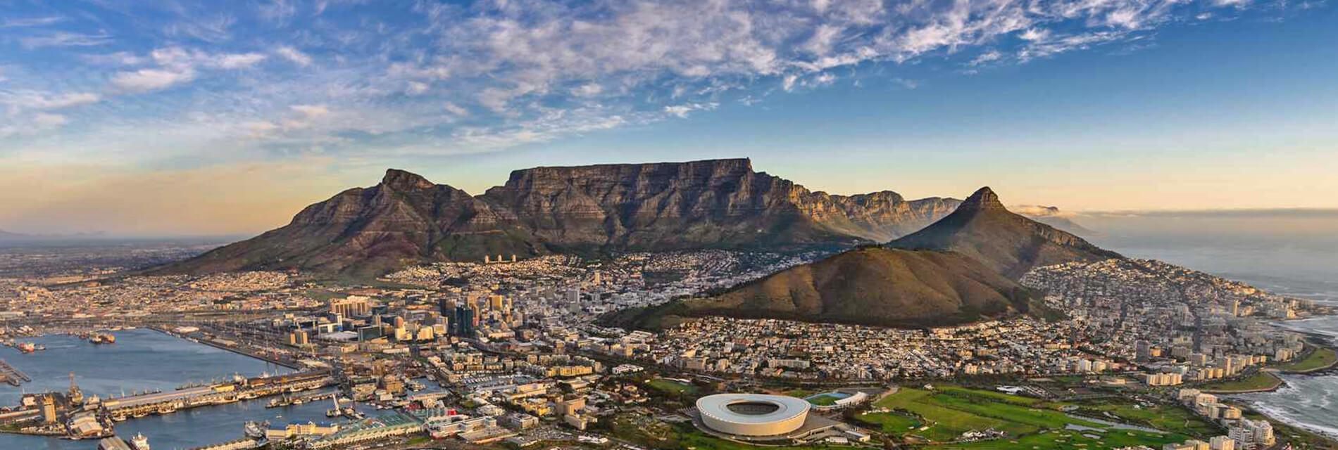 Sydafrika resor inklusive Botswana och Victoriafallen