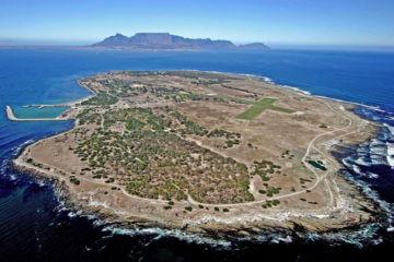 Kapstaden – Robben Island