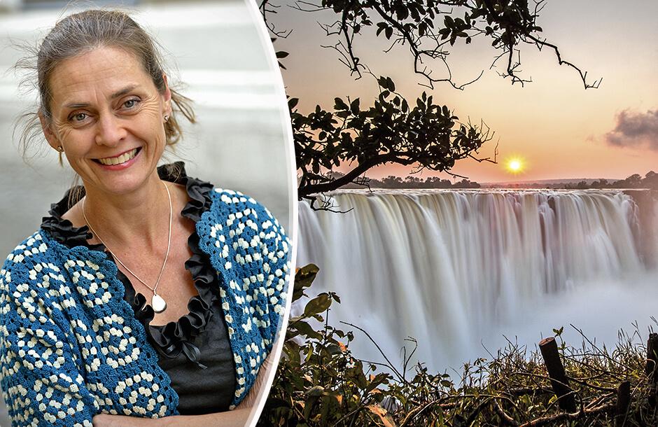 Afrika med Marika Griehsel