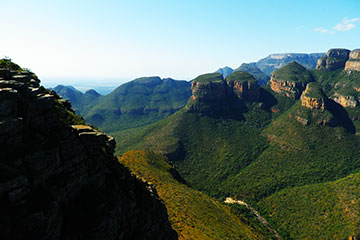 Blyde River Canyon - Panoramarutten