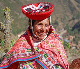 Cusco till Puno genom Anderna