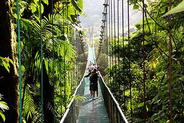 Utflykter i Monteverde