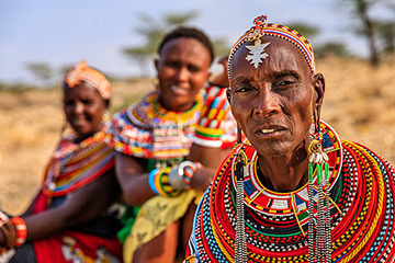 Ankomst Arusha i Tanzania