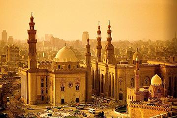 Heldag i Kairo