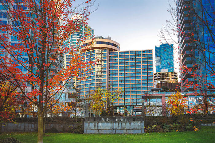 Vancouver Pinnacle Harbourfront