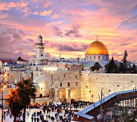 Kryssning i Egypten, Jordanien och Israel