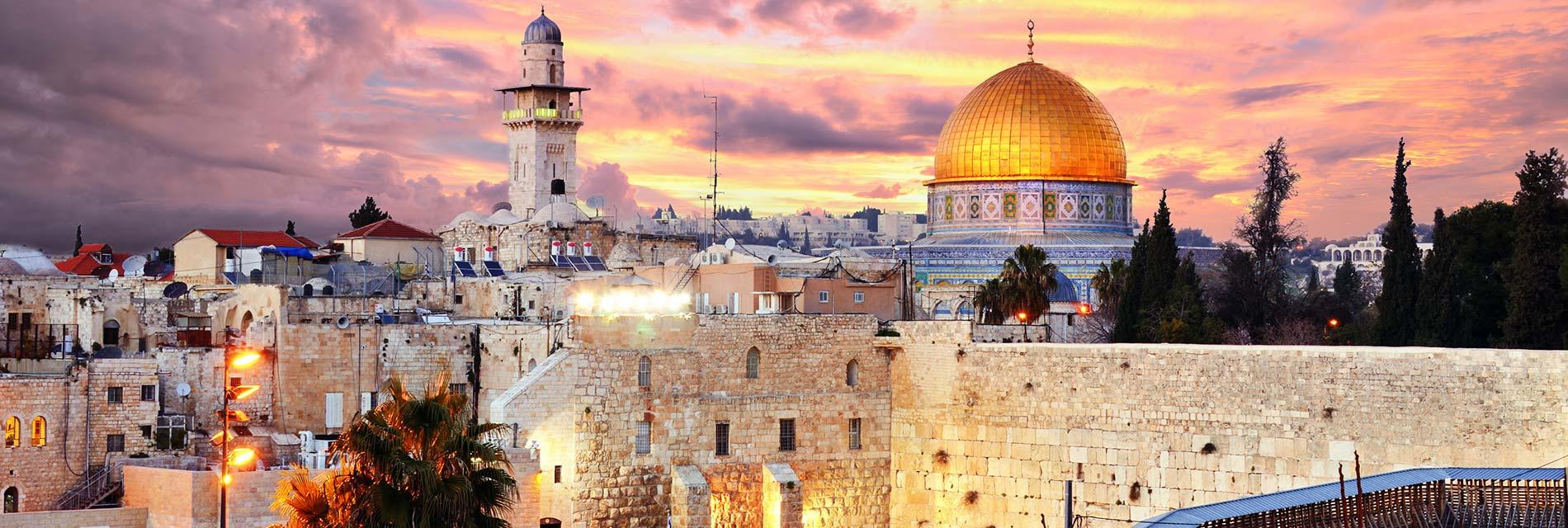 Jordanien, Egypten och Israel