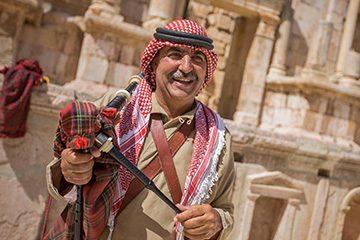 Välkommen till Jordanien!