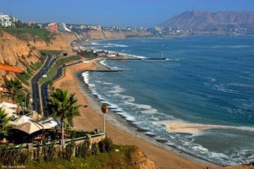 Ankomst till Lima