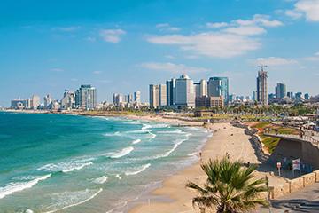 Tillbaka i hamn - Stadsrundtur i Tel Aviv