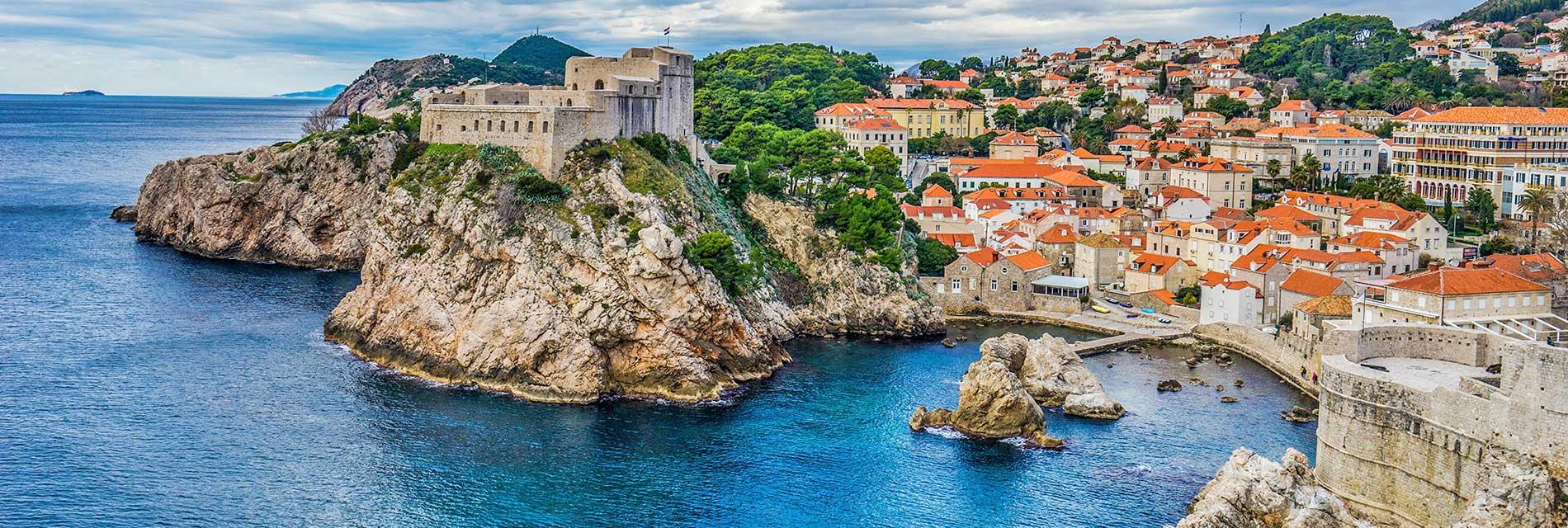Kryssning Kroatien, Montenegro, Albanien och Grekland