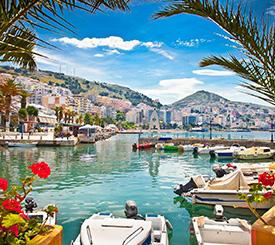 Adriatiska havet & grekiska övärlden