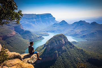 Drakensbergen - Blyde River Canyon