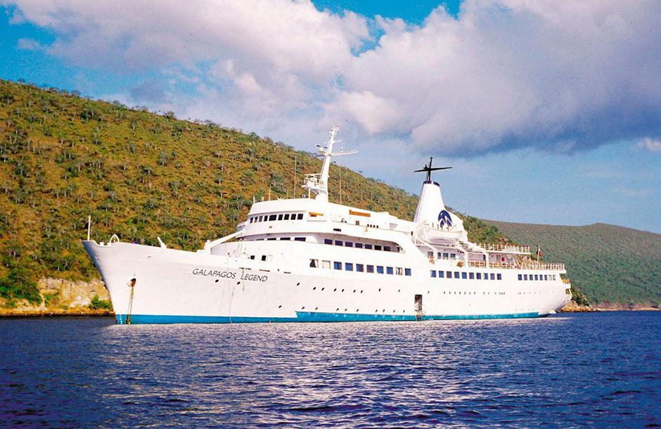 M/V Galapagos Legend
