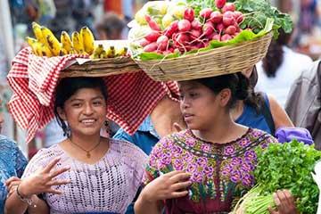 Ankomst Guatemala
