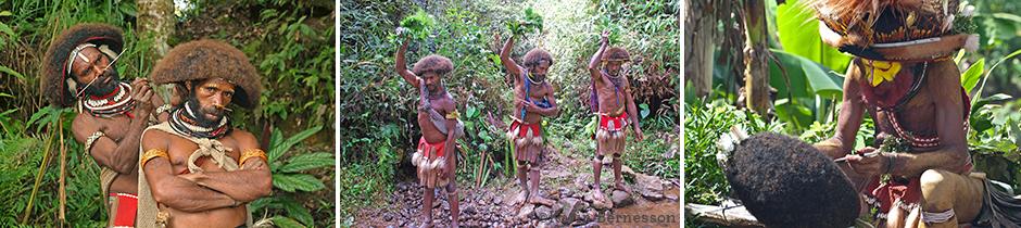Papua Nya Guinea perukskola