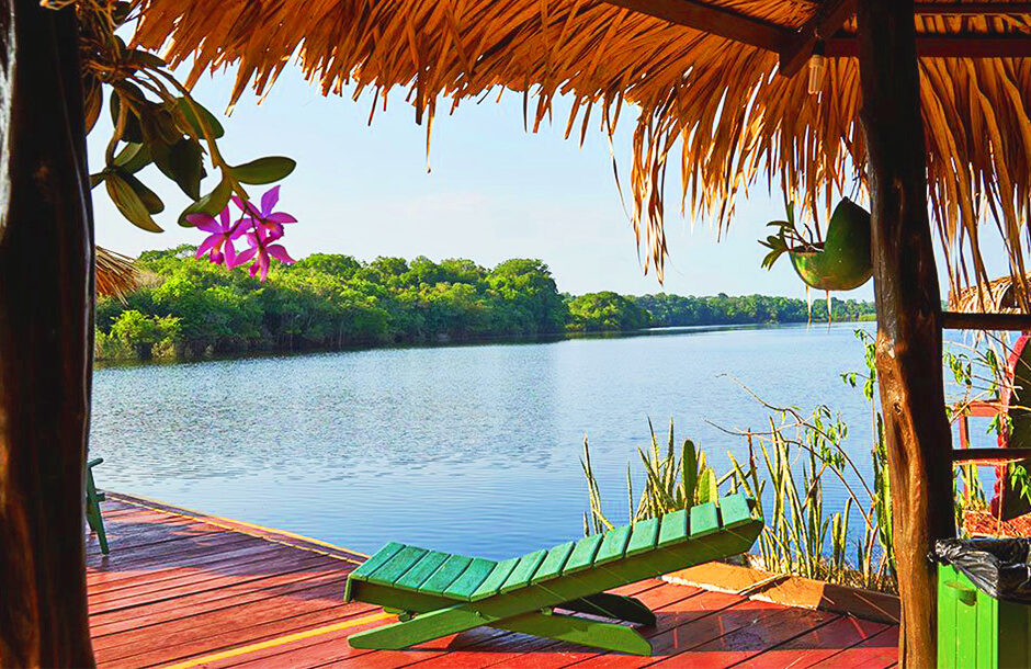 Amazon Eco Lodge