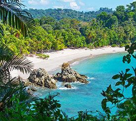 Costa Rica och Panama seglats