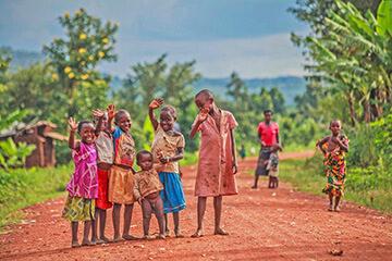 Avresa mot Uganda