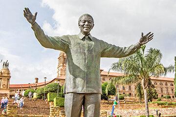 Knysna – George – Johannesburg