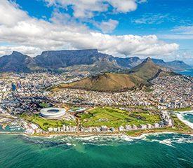Sydafrika och Namibia